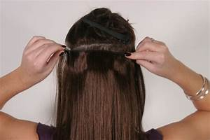 Clip In Extensions Hair Extensions Remy Hair Human