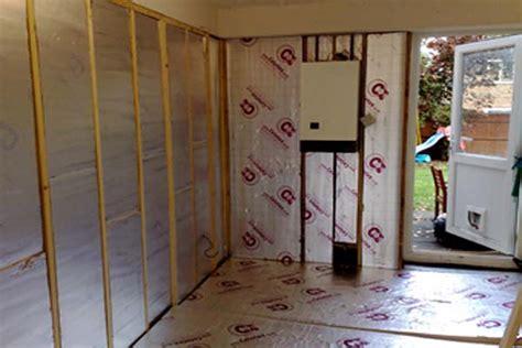 Garage  Insulating A Garage Insulating Roof Insulating A