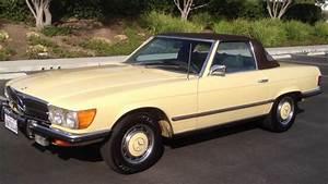 1973 Mercedes Benz 450sl Convertible