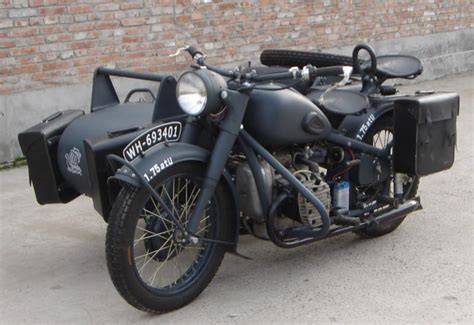 German War Motorcycle!!!