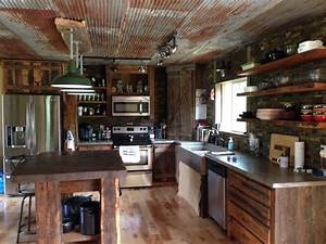 Rustic Kitchens & Cabinets - Rustic - Kitchen - nashville