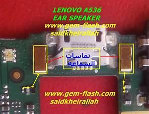 Lenovo A536 Earpiece Solution Ear Speaker Problem Jumper Ways