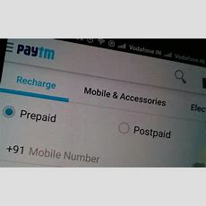 What Is Paytm, And How To Use Paytm Wallet?  Ndtv Gadgets360com