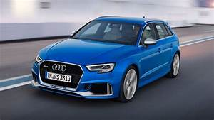 New Audi Rs3 Sportback To Be Unveiled At Geneva Show