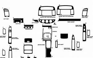 2012 Toyota Camry Parts Diagram