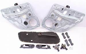 Manual Crank Window Conversion Swap Kit 99