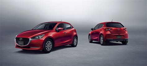 Mazda 2 Facelift 2020 by 2020 Mazda2 Facelift Doesn T Get Skyactiv D 1 8 Engine I