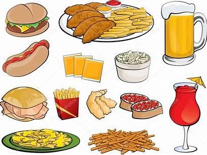 Foods Clipart Examples Lebensmittel Clipartstation