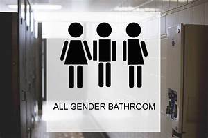 trump the skyline view With same gender bathrooms