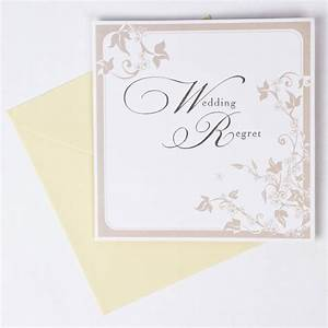 floral print wedding invite regret response card only 39p With wedding invitation rsvp regrets only