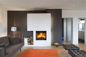 Stylish Fireplace Design For Your Modern Living Room