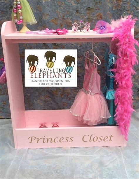 Closet Princess by Princess Dress Up Closet Dress Up Storage By