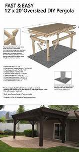 Lots of plans/instructions for free standing patio covers ...