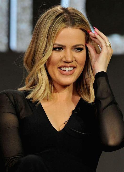 Khloé Kardashian Dedicates a Blog Post to Her Camel Toe
