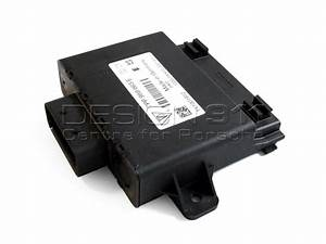 Porsche Voltage Converter For Start  Stop Control Unit