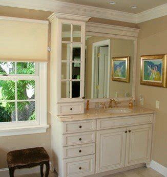 Tower Bathroom Cabinet by Vanity Towers Home Design Ideas Pictures Remodel And Decor