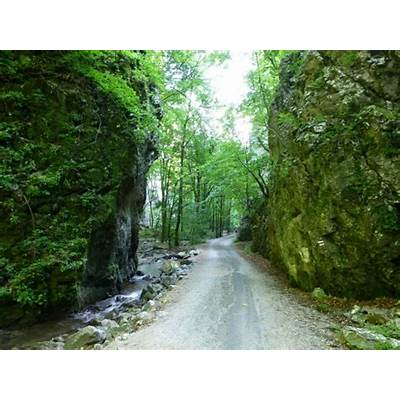 Zadielska Gorge - Visit the deepest gorge in Slovakia!