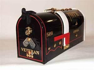 Boites Aux Lettres Originales : un cadeau original bienvenue chez le veteran ~ Dailycaller-alerts.com Idées de Décoration