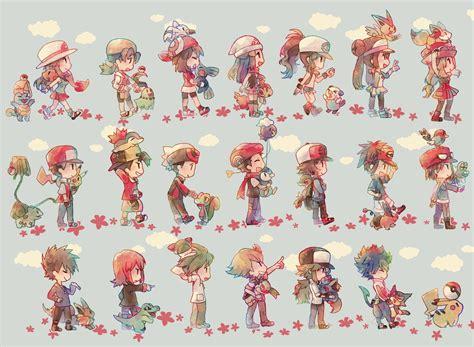 Pin By Jennifer Hall On Addison Stuff Pokemon Manga