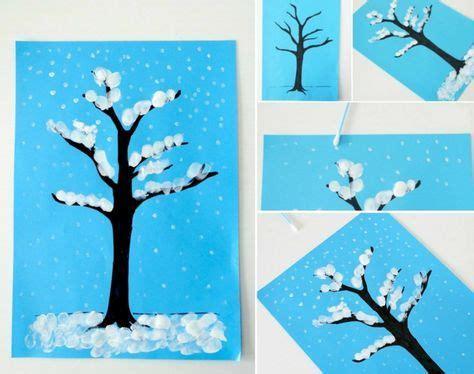 bastelideen winter erwachsene pin auf kita winter
