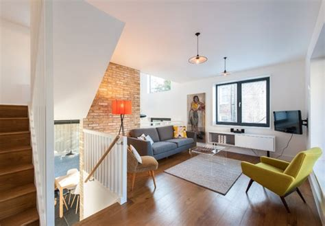 Update Home Design Ideas :  Split-level Home Uses Every Square Foot