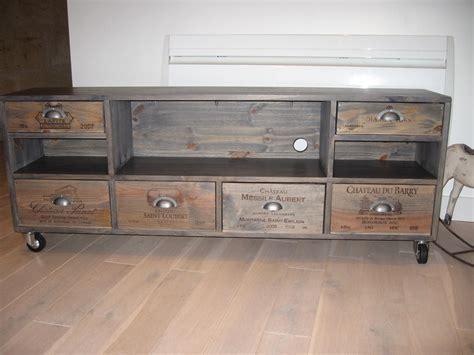 cuisine tele table rabattable cuisine meuble en beton