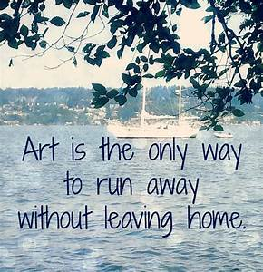 Art Quotes By Artists. QuotesGram