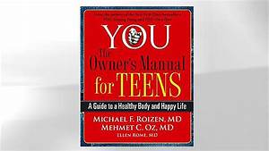 Teen Acne  Sweating And Sex  Read  U0026 39 You  The Owners Manual