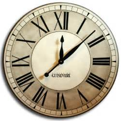 wall decor antique oversized wall clock for wall