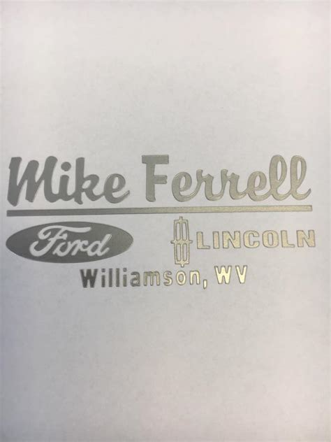 Mike Ferrell Ford by Mike Ferrell Ford Lincoln Posts