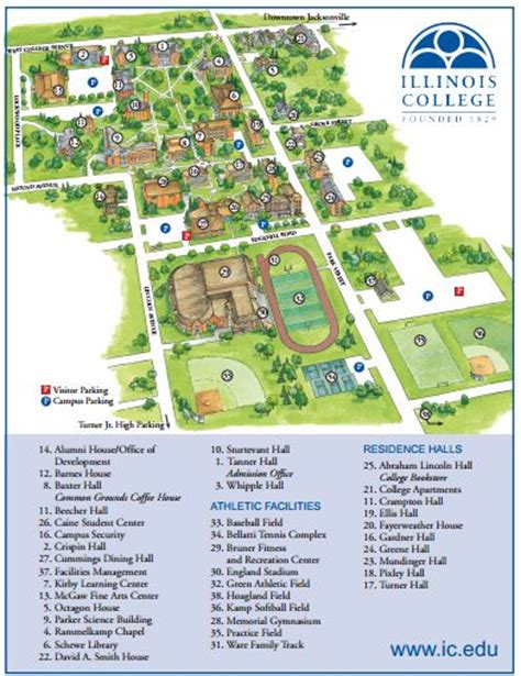 Rockford University Campus Map.Rockford University Campus Map Poisk Po Kartinkam Red