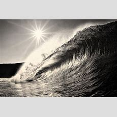 Beautiful Wave Photos In Black And White  George Karbus