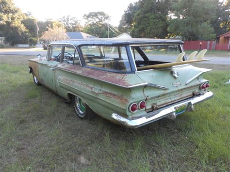 cool ls for sale 1960 impala biscayne 2 door brookwood wagon ls powered