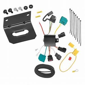Trailer Wiring And Bracket For 2009 Dodge Journey All