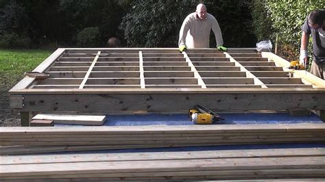 build  picture frame deck youtube