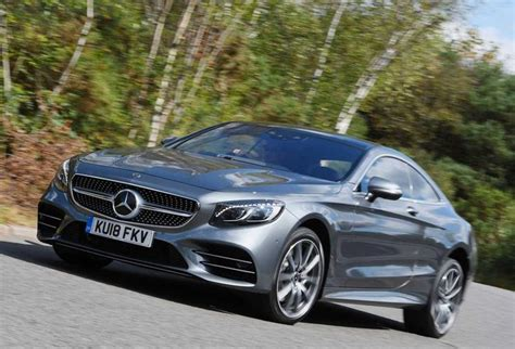 Mercedes S Class Coupe Review by Mercedes S Class Coup 233 Review 2019 What Car