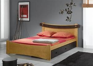 Lit 120 200 : acheter votre lit pour couchage en 90 120 140 x 190 ou 200 cm chez simeuble ~ Teatrodelosmanantiales.com Idées de Décoration