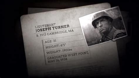 call  duty ww meet  squad turner trailer ign video