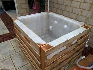 Pool Aus Europaletten : make a pallet swimming pool for under 80 houston pallets pasadena skid pallet ~ Orissabook.com Haus und Dekorationen