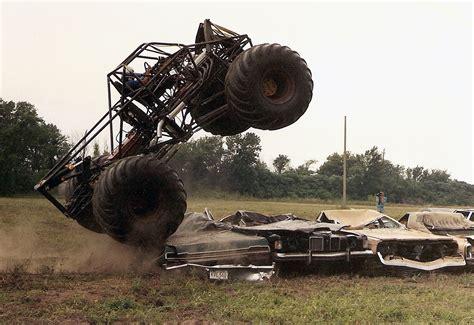 bigfoot monster truck history bigfoot vs usa 1 the birth of monster truck madness