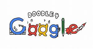 doodle 4 google With doodle for google template