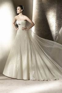wedding dress by san patrick 2012 collection onewedcom With san patrick wedding dress