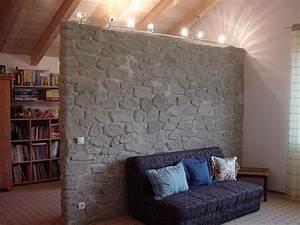 Steine Für Wand : steine an der wand 20 bilder des steinwand imitat zuhause ~ Michelbontemps.com Haus und Dekorationen
