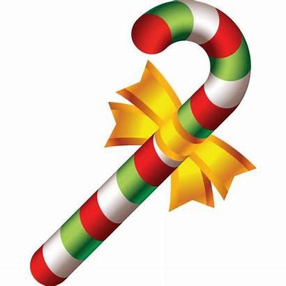 Cane Candy Clip Clipart Christmas Canes Transparent