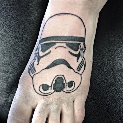 Stormtrooper Helmet Tattoo penguin tattoos  foot 640 x 640 · jpeg
