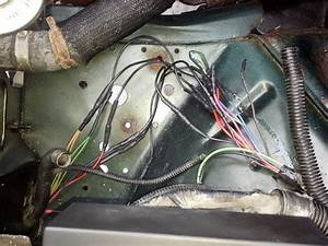 96 Xj Headlight Harness  Under Air Box