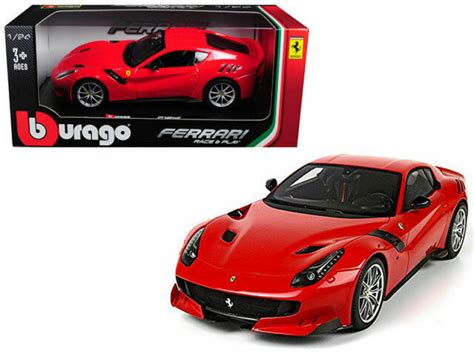 Shop with afterpay on eligible items. Ferrari F12 TDF Red 1/24 Diecast Model Car by Bburago 26021 for sale online | eBay