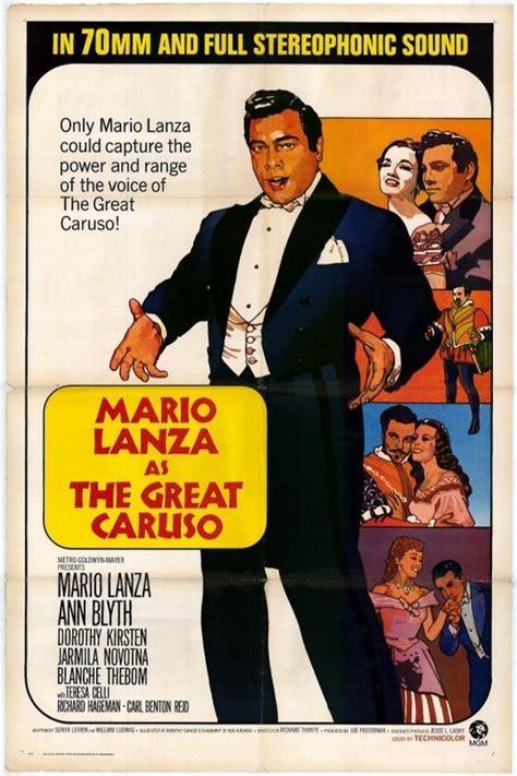Le film The Great Caruso