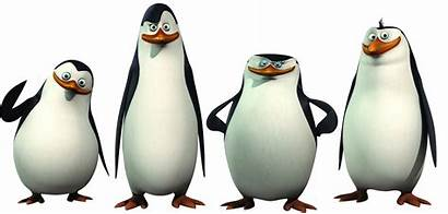 Madagascar Penguins Transparent Purepng Apocalypse Dreamworks Horsemen