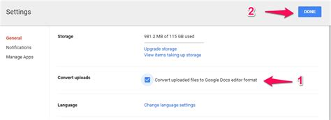 How To Import And Convert Word To Google Docs | TechUntold
